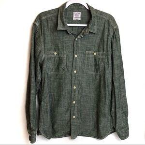 📦 Lucky Brand | Men's Sanforized Casual Shirt